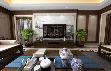 中式风格—爵士名邸