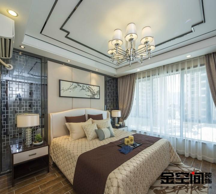 天誉城-新中式风格